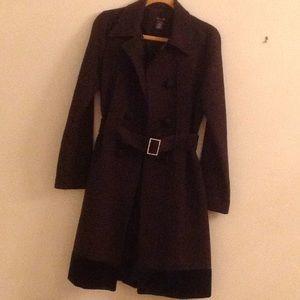 Arden B Long sleeve jacquard jacket